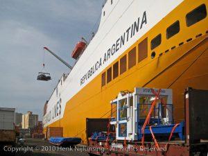 002 Schip In De Haven