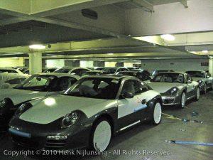 005 Porsches In Ruim