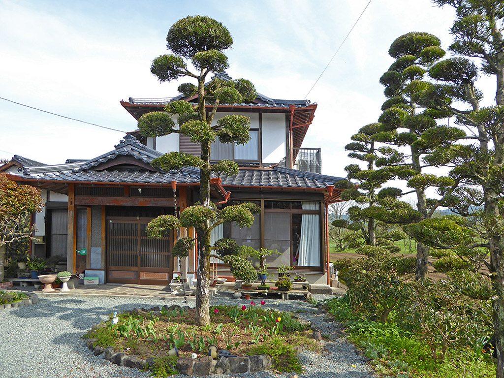 Hun Traditionele Huis
